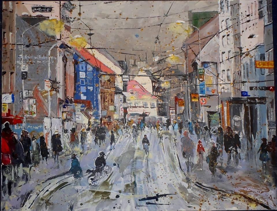 Obchodná ulica ( Obchodna Street )