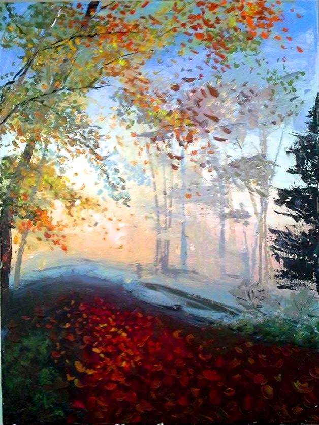 Ročné obdobie : Jeseň ( Season: Fall )