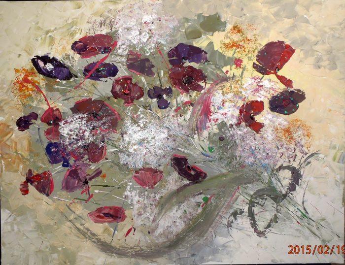 Kvety pre Nataliu ( Flowers for Natalia )