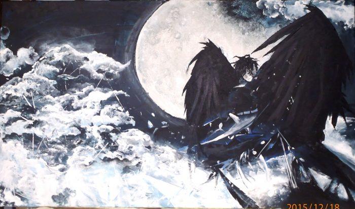 Divoký anjel ( Wild Angel )
