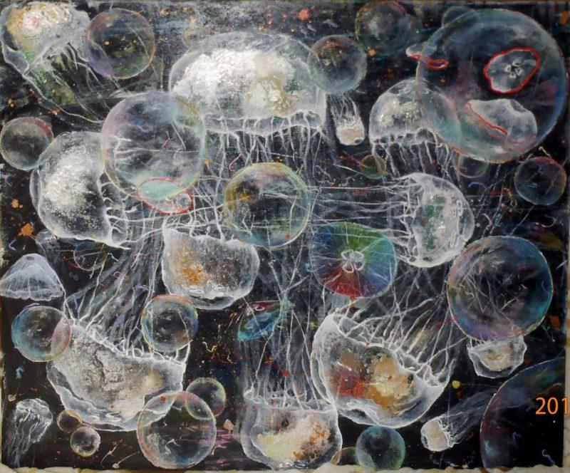 V žiary medúz (In the glow of the jellyfish)