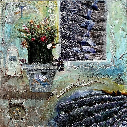 V stopách Levandule ( In the footsteps of Lavender )