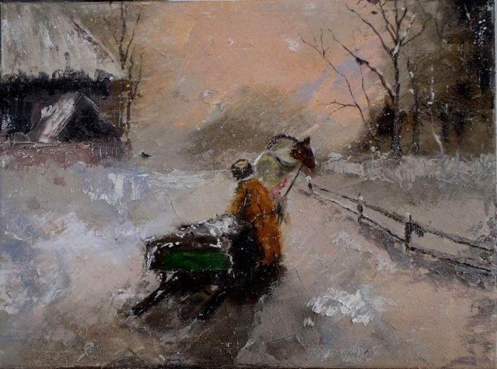 V zime II ( In the Winter )