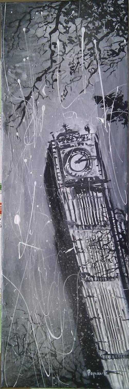 Londýnsky Big Ben