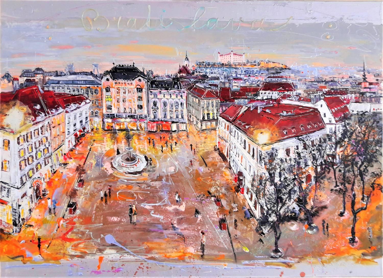Námestie Bratislava