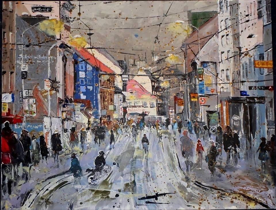 Obchodná Street