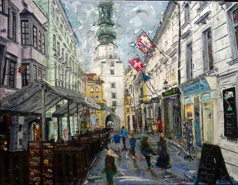 Under Michalska street