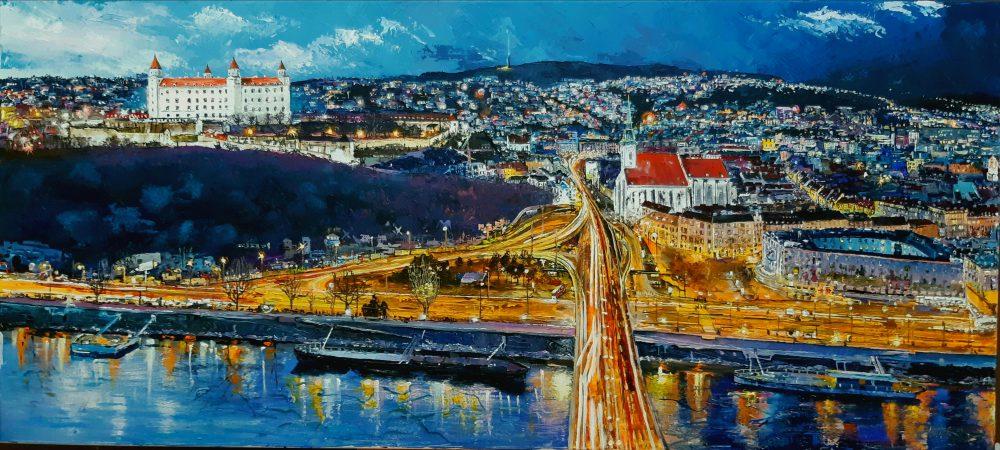 Panoráma Bratislava