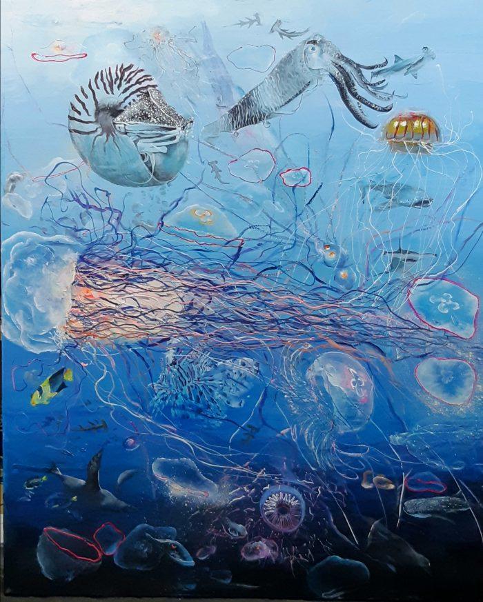 Nautilus a Sépia