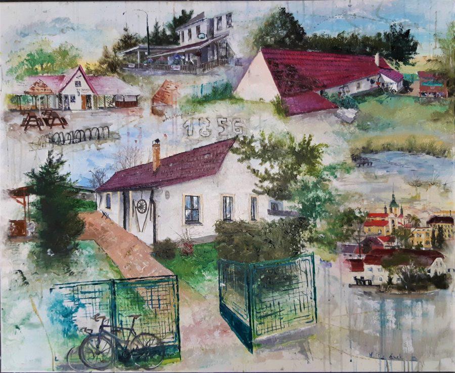 Chalupa na Staňkově
